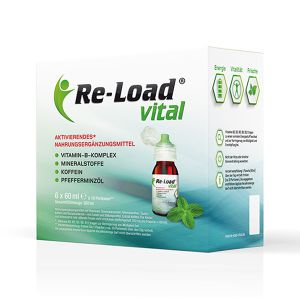 Re-Load vital 6er Multipack